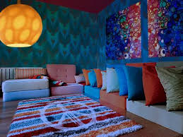 Trippy Room Decor Psychedelic Room Décor Ideas Lovetoknow