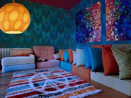 trippy bedroom psychedelic room décor ideas lovetoknow