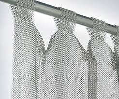 Chain Mail Curtain Chainmail Curtains 100 Images Whiting And Davis Grommets