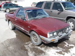 brat car dec0y13 1986 subaru brat specs photos modification info at cardomain