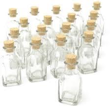 favor jars gartner studios cork top favor jars 18pk walmart