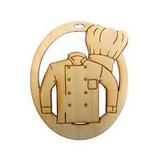 chef ornament chef ornaments chef gifts chef