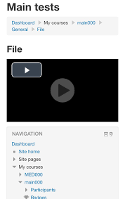 Moodle Hosting Title Mdl 38158 Introduce Pluggable Media Players In Moodle Add