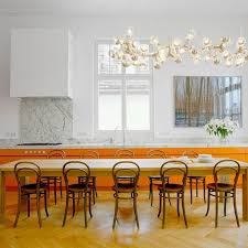 Best  Long Dining Tables Ideas Only On Pinterest Long Dining - Long kitchen tables