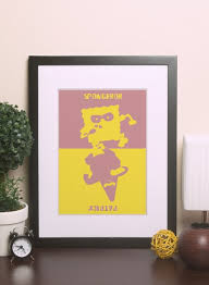 Spongebob Room Decor by Nursery Room Decor Spongebob Squarepants Play Room Home Decor Play