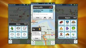 waze android waze for android updates adds new maps driver friendly ui and