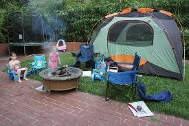 triyae com u003d camping in the backyard highlights various design