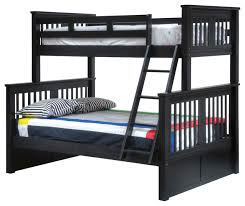 trundle bed black friday brockton twin over full bunk bed with twin size storage trundle