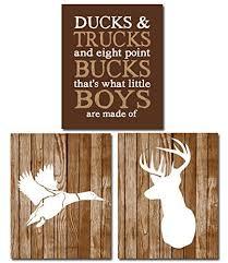 Deer Nursery Decor Nursery Paper Prints Boys Themed