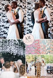 personalised wedding backdrop uk amazing paper origami backdrops for weddings
