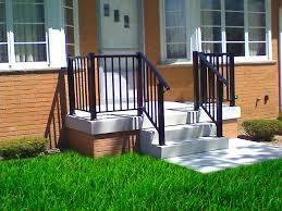 2 Step Handrail Precast Concrete Products Inc Precast Gallery 2