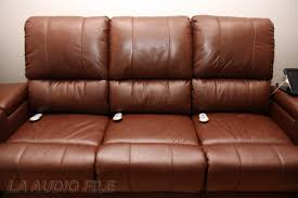 home theater couches product review palliser pepper model 41492 home theater