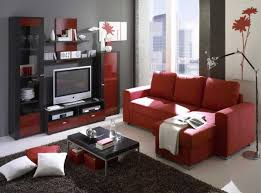 Black And White And Red Bedroom Simple 40 Red And Black Sitting Room Decor Decorating Design Of