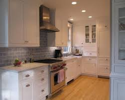 faux brick backsplash for color and character u2014 great home decor