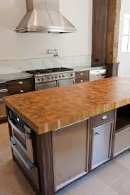 how to install butcher block countertops why choose a custom wood countertop for your kitchen