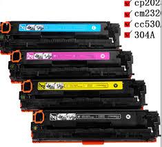 aliexpress com buy color toner cartridge cc530a 30a 530 530a for