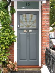 Exterior Doors Uk Doors Front Doors Contemporary Edwardian Door