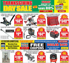 thanksgiving day 2014 deals harbor freight thanksgiving day sale 1 jpg