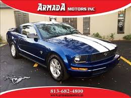 mustang 2009 for sale 2009 ford mustang for sale in florida carsforsale com