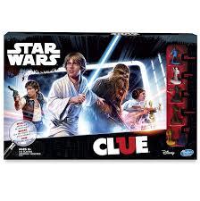 amazon com clue game star wars edition toys u0026 games