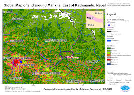 Maps Nepal by Landslide Disaster Of Eastern Nepal Aug 2014 Gsi Home Page