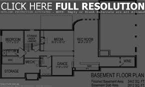 House Plans With Finished Walkout Basements Traditional Style House Plan 4 Beds 3 50 Baths 4000 Sqft Luxihome