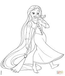 Tangled Coloring Pages Free Coloring Pages Coloring Pages Tangled