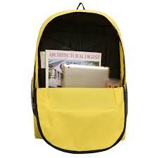 book bags in bulk mggear yellow high school book bags in bulk wholesale backpacks