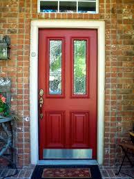 Red Door My Heart With Pleasure Fills Black Door Red Door