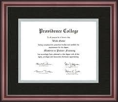 clemson diploma frame providence college diploma frame talking walls