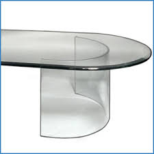 oval glass table tops for sale 42 x 60 racetrack oval glass top oval glass tops by glass tops