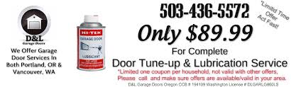 Overhead Door Portland Or 29 Portland Garage Door Repair Same Day Local Service