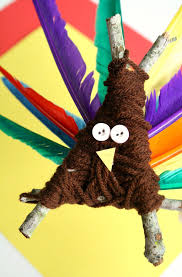 Thanksgiving Arts And Crafts For Kids 30 Turkey Crafts And Activities For The Classroom One Sharp Bunch