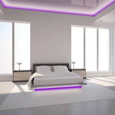 Led Bedroom Lighting Rgb Flexkit 150 Led With Advanced Remote Int Ext