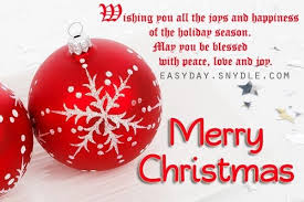 merry message for friends and family best celebration day
