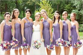 Lilac Dresses For Weddings Trendy Bridesmaid Styles Lilac Bridesmaid Dresses For Romantic