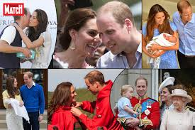 mariage kate et william kate middleton et le prince william 5 ans de mariage en images