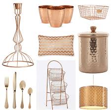 H M Home Decor by V I Buys Copper Crush 12 Great Ways To Instantly Update Your