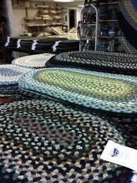 American Made Braided Rugs Cape Cod Braided Rugs Roselawnlutheran