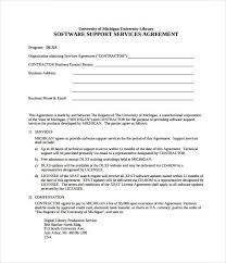 nanny agreement contract nanny agreement templates it support