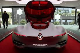 renault trezor the renault trezor concept is a stunning look at the future of gt cars