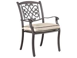 signature design by burnella set 4 outdoor chairs with