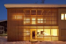 doppelhaus architektur johannes kaufmann a f a s i a