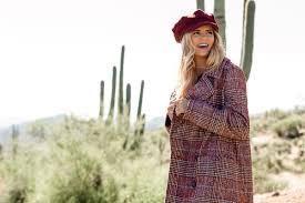 fall in arizona barefoot blonde by amber fillerup clark