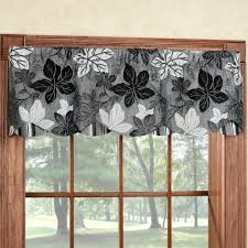 Gray Valance Interior Good Choice For Your Window Design With Window Valance