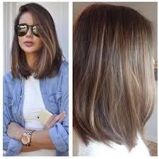 long bob hairstyles brunette summer brunette balayage lob hairstyle 2017 hair pinterest balayage