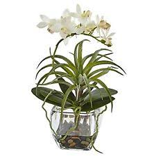 Faux Floral Centerpieces by Faux Silk Arrangement Centerpiece U0026 Swag Floral Décor Ebay