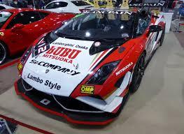 Lamborghini Gallardo Super Trofeo - file osaka auto messe 2015 259 lamborghini gallardo super
