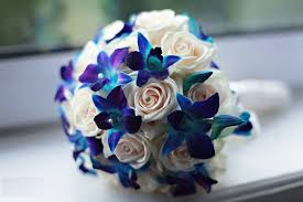 blue wedding bouquets blue wedding flowers bouquet mulesoft