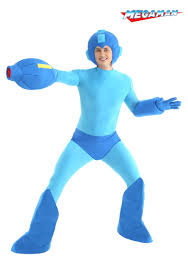 mega man costume